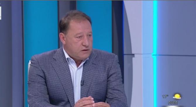 Ангел Найденов: Трябва да развиваме и поддържаме нови отбранителни способности на армията