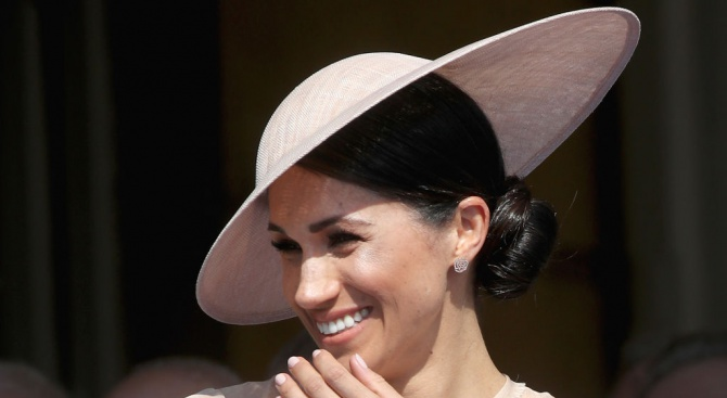 Херцогинята на Съсекс Меган с първи официален ангажимент заедно с кралицата