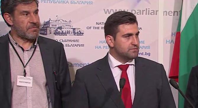 """Новаков шокиран и гневен от позицията на Нинова за пакета """"Макрон"""": Направихме исторически пробив, а тя говори за катастрофа (видео)"""