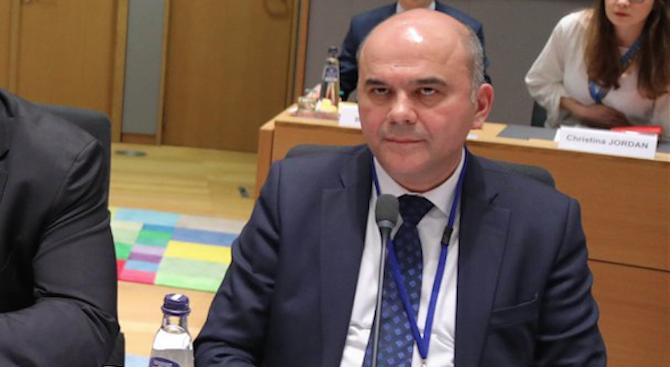 Бисер Петков се срещна с генералния директор на МОТ Гай Райдер