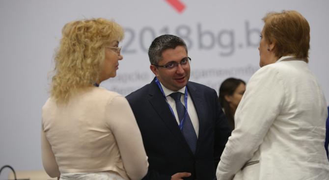 Нанков: Новото предложение на ЕК за кохезионната политика след 2020 г. дава добри перспективи