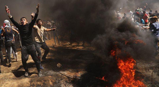 Стотици хиляди участваха  в антиизраелски демонстрации в Иран