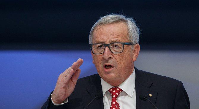 Председателят на ЕК предложи съвместна оценка на търговията между ЕС и САЩ
