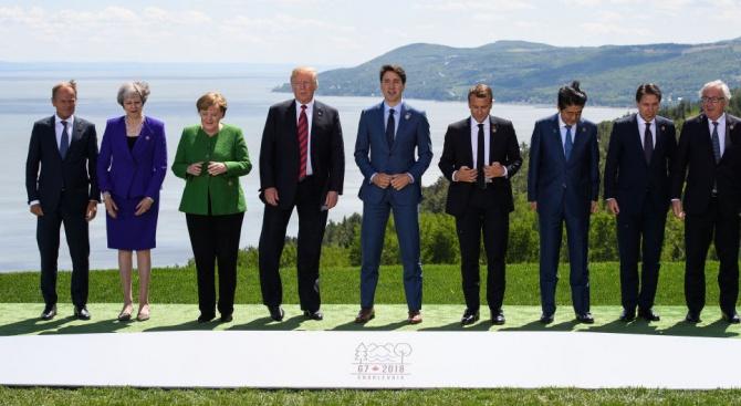 Атаката на Доналд Тръмп срещу Г-7 го изолира преди преговорите му със Северна Корея