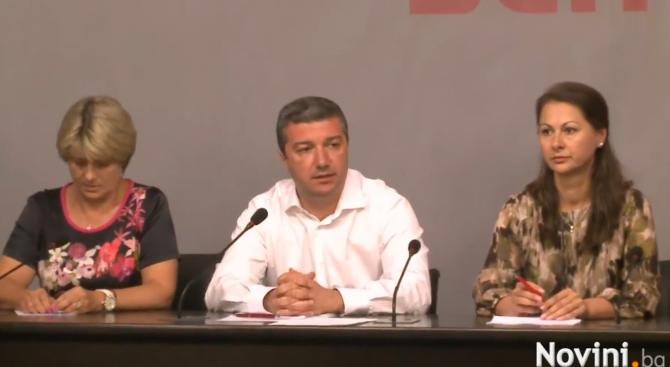 БСП внася вот на недоверие срещу правителството (видео)