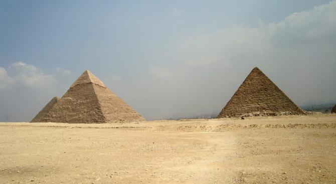Откриха скални рисунки на животни на 3500 години в Египет