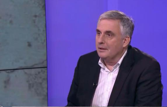 Калфин видя гаф в отказа на Борисов да се срещне с македонския президент