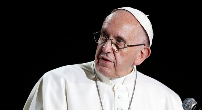Папата отново се обяви срещу абортите
