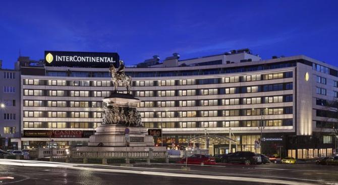 Петзвездната верига InterContinental с първи хотел в България