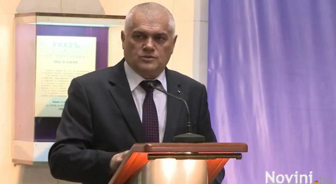 Валентин Радев: Абсурдно е твърдението на Нинова, че ГЕРБ се оттегля от сигурността (видео)