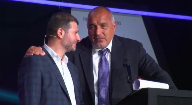 Борисов: Ако хакерите ни бяха като връстниците си в САЩ, щяха да са богаташи, нямаше да са в затвора (видео)