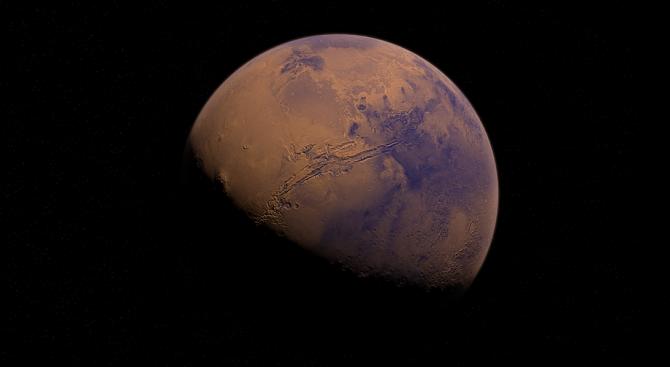 Затишие пред буря - ретрограден Марс