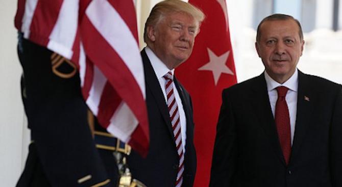 Тръмп и Ердоган разговаряха. Ето какво се разбраха