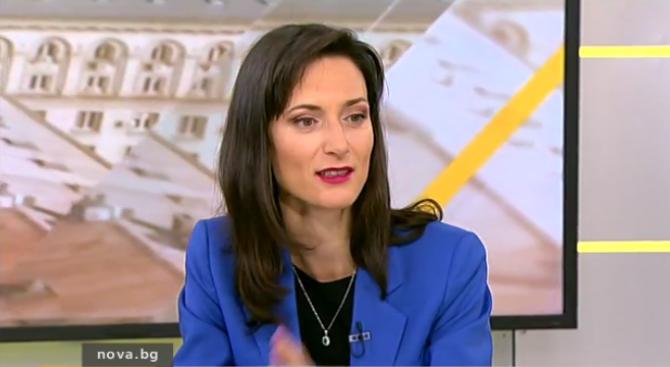 Мария Габриел: Програмата за цифровизация на Европа ще получи 9 млрд. евро