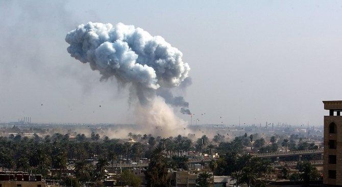 22 цивилни жертви след нови бомбардировки в Сирия