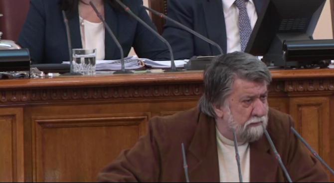 Вежди Рашидов попита БСП: Как си позволявате да правите политика с болките на хората?