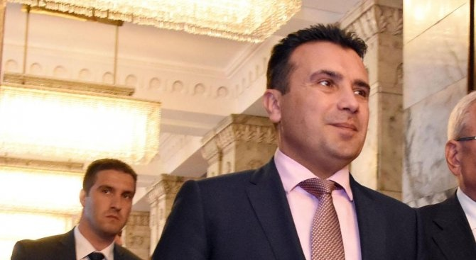 Референдумът за името на Македония ще се проведе в края на септември