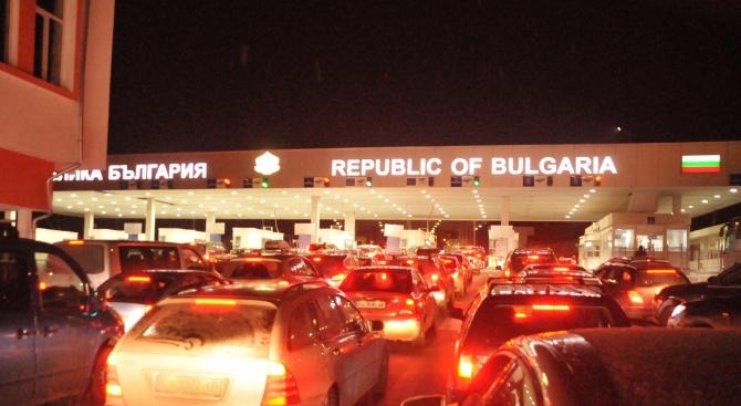 Гастарбайтери задръстиха входа към България