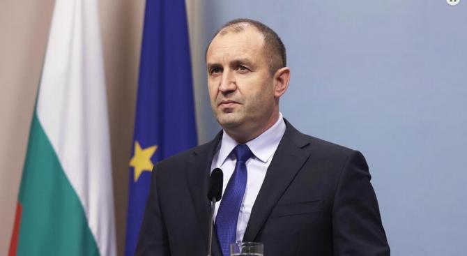 Президентът изрази съболезнования на семейството на Божидар Димитров