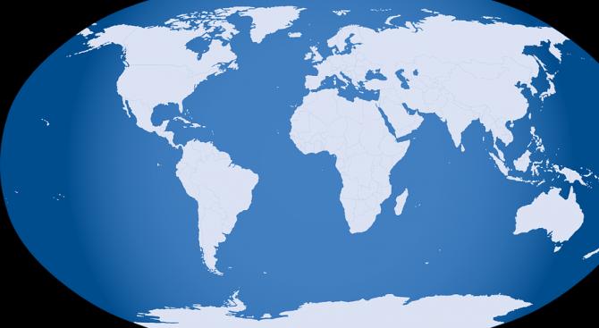 САЩ увеличи площа си изненадващо