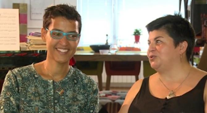Проговори двойката, чийто гей брак бе признат в България