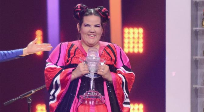 """Американска компания обвини в плагиатство авторите на песента, спечелила """"Евровизия"""""""