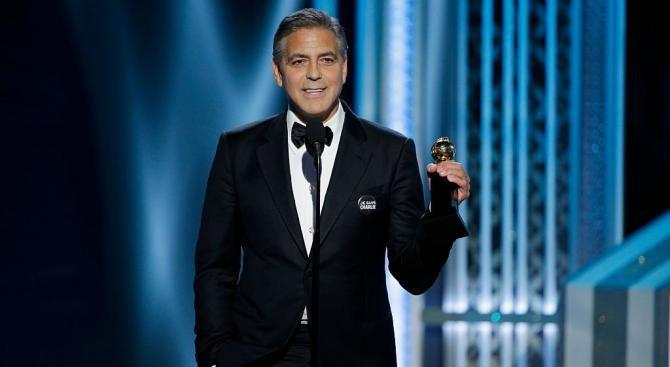 Джордж Клуни е на домашно лечение след катастрофата с мотор