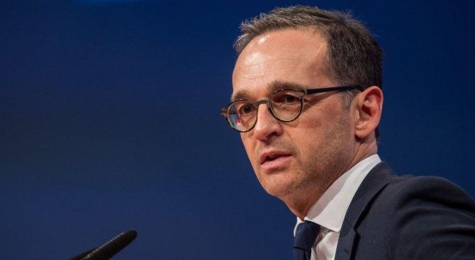 Външният министър на Германия: Конвенцията за бежанците от 1951 година се прилага и днес