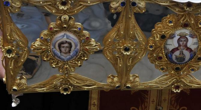 Варна посреща мощите на руски светци
