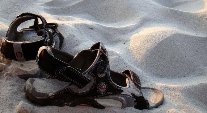 Мъжките сандали отново са на мода