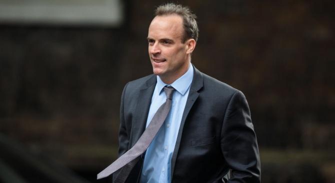 Британският министър за Брекзит призова за по-интензивни преговори с ЕС