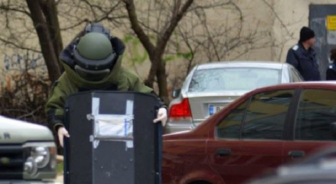 Подадоха фалшив сигнал за бомба в района на Гребната база в Пловдив