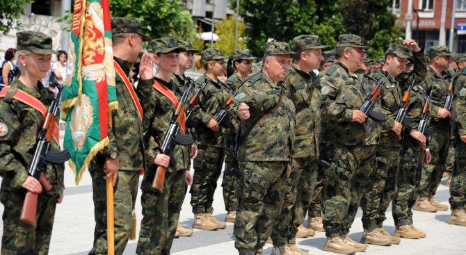 Отбелязват 140-ата годишнина от създаването на Българската армия с празничен концерт