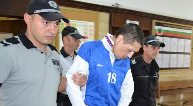 Вижте наркодилъра, държал в плен момиче в Добрич (снимки)