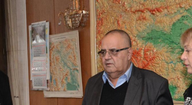 Археологическият музей в Созопол ще носи името на Божидар Димитров
