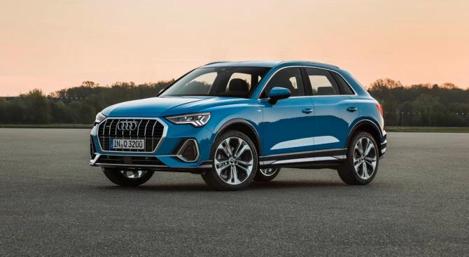 Един успешен модел с нови възможности и удобства: второ поколение Audi Q3