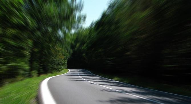 Рехабилитирани са 12 км от пътя  Гроздьово - Провадия