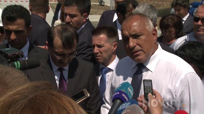 Борисов: Там, където има газопроводи и АЕЦ, никой не бомбардира (видео+снимки)