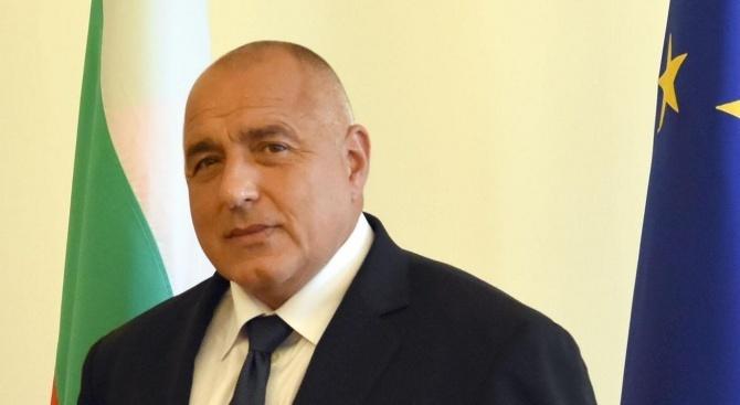 "Бойко Борисов ще посети ГКПП ""Малко Търново"""