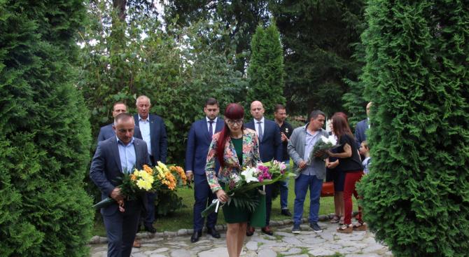 Банско тържествено ознаменува 115-та годишнина от Илинденско-Преображенското въстание (снимки)