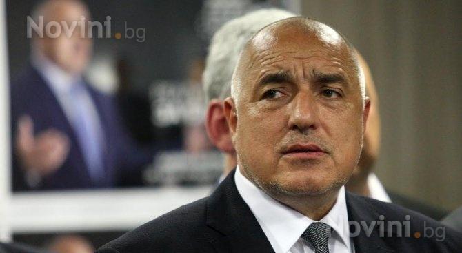 Бойко Борисов: До края на мандата доходите ще се вдигнат с 50%