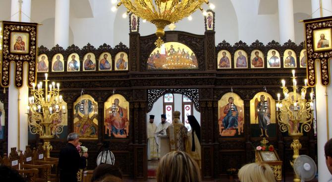 Православната църква почита празника Преображение Господне
