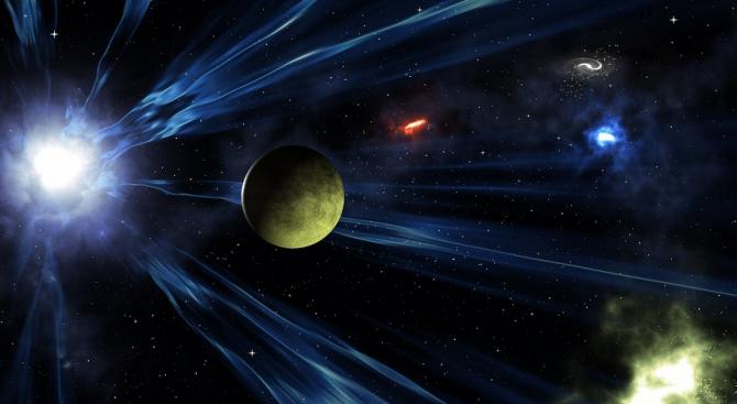 Откриха 12 пъти по-голяма планета от Юпитер