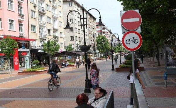 """""""Някой кара колело""""...и гази хора, правила и закони"""