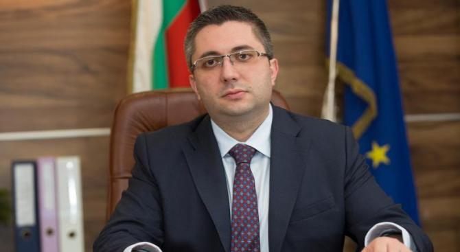 """Министър Нанков на инспекция на АМ """"Хемус"""""""