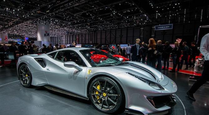 Ferrari прави най-голямата печалба от продадена кола в света (видео)