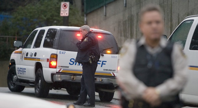 Двама от убитите четирима души при стрелба в Канада са полицаи