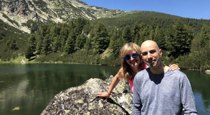 Екатерина Захариева в Пирин: Къркъмските езера са като излезли от картичка (снимки)