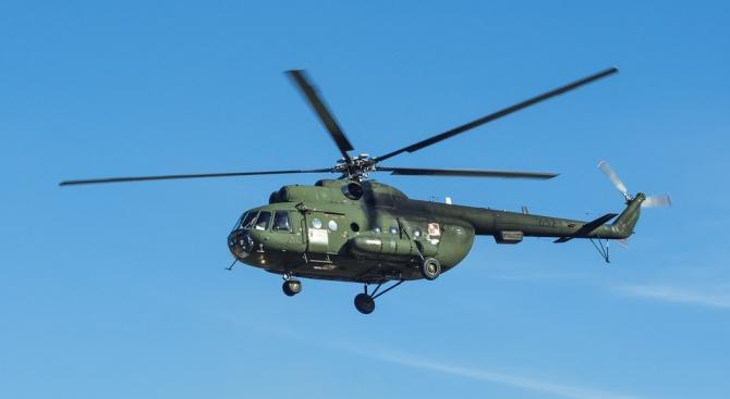 Петима загинаха при аварийно кацане на хеликоптер с алпинисти
