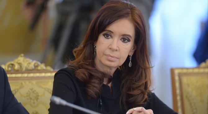 Делото за корупция срещу мен е политически мотивирано, заяви бившата президентка на Аржентина